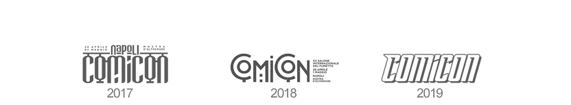 Arthole.it presente al Napoli Comicon Edizioni 2017, 2018, 2019
