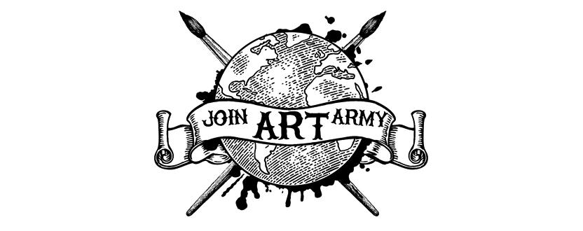 Join the Art Army! Arthole.it quadri e poster pop-art ispirati ai fumetti, film cult e serie tv. Registrati!